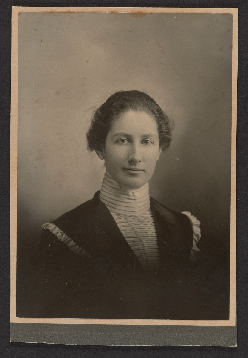 Amanda Richardson Norwood Photograph, circa 1900