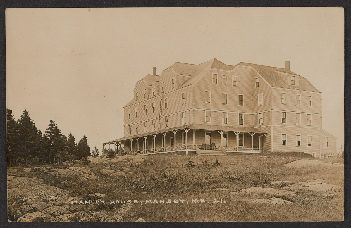 Stanley House Postcard, undated